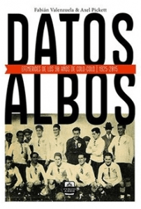 DATOS ALBOS. EFEMÉRIDES DE LOS 90 AÑOS DE COLO-COLO 1925 - 2015