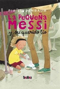 La Pequeña Messi y su querido tío