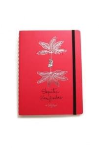 Elegantes Planificadas por Sol Díaz - Mini Planner rojo