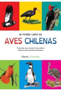 Mi primer libro de aves chilenas
