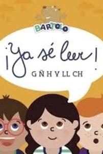 ¡Ya sé leer! G-Ñ-H-V-LL-CH