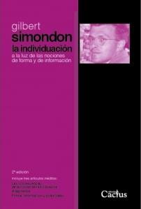 La individuación. A la luz de las nociones de forma y de información.