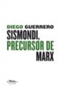 Sismondi, precursor de Marx