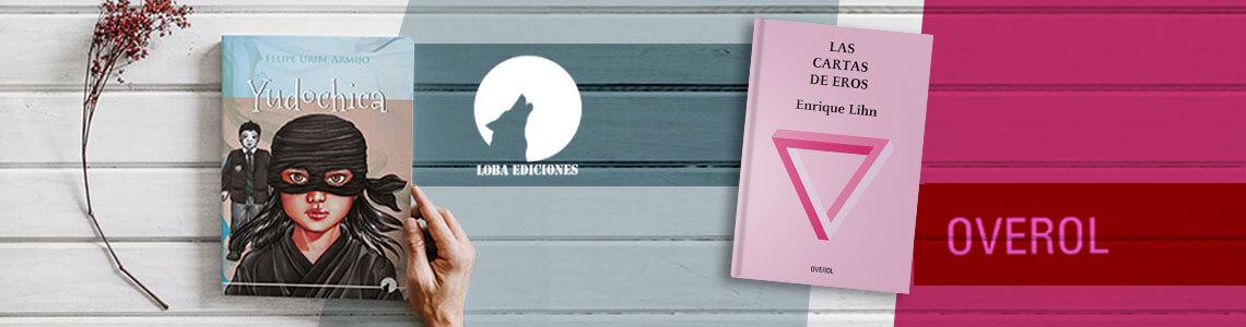 Ediciones overol y loba - mayo