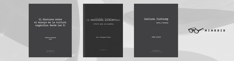 mimesis tres libros