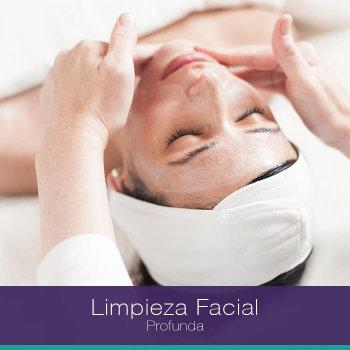 Limpieza facial profunda promo