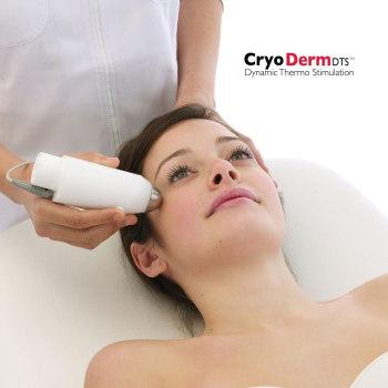 Cryoderm facial