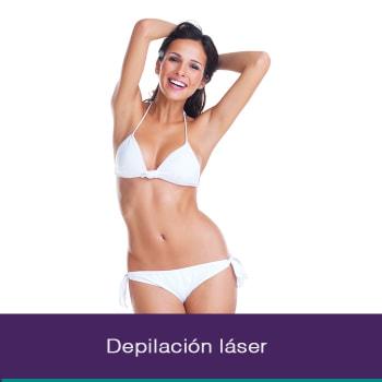 Depilación Laser -  6 Sesiones