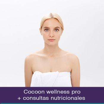 10 sesiones Coocon wellness pro cápsula detox + 2 consultas nutricionales