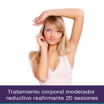Tratamiento corporal modelador reductivo reafirmante - 20