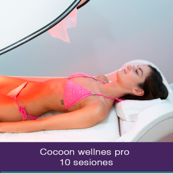 Cocoon Wellness Pro - 10 Sesiones