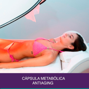 Cápsula metabólica- Antiaging
