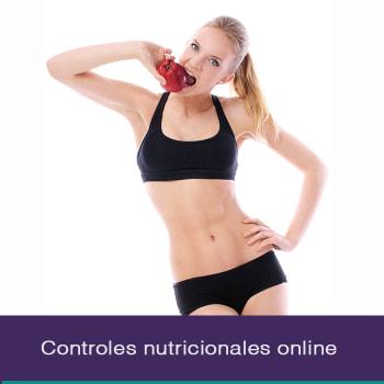 Controles nutricionales online