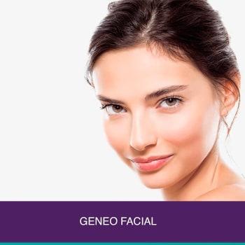 Geneo Facial (oxigenación, nutrición y efecto lifting )