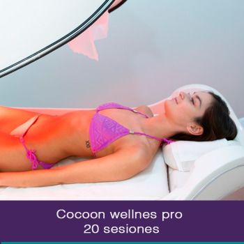Cocoon Wellness Pro - 20 Sesiones