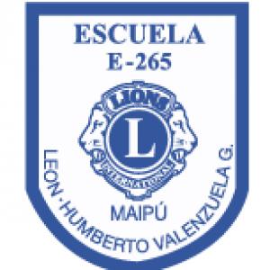 Emblema Escuela Básica Leon Humberto Valenzuela