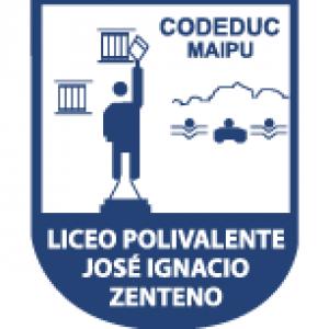 Emblema Liceo Polivalente José Ignacio Zenteno