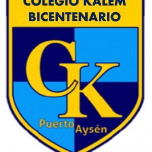 Emblema Colegio Kalem  Bicentenario