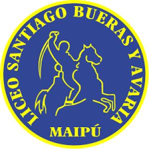 Emblema Liceo Santiago Bueras y Avaria