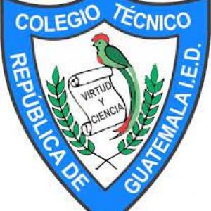 Emblema Colegio República De Guatemala