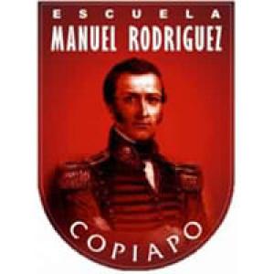 Emblema Escuela Manuel Rodriguez
