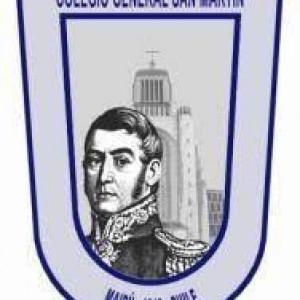 Emblema Escuela Básica General San Martín