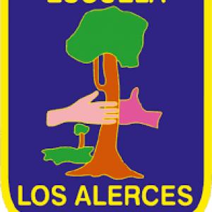 Emblema Escuela Los Alerces de Maipú