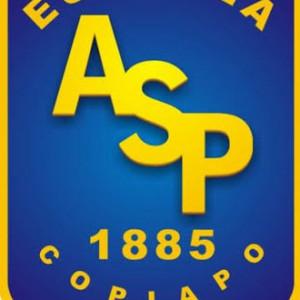 Emblema Escuela Abraham Sepulveda Pizarro