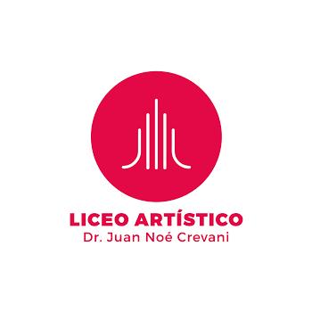 Emblema Liceo Artístico Doctor Juan Noe Crevani
