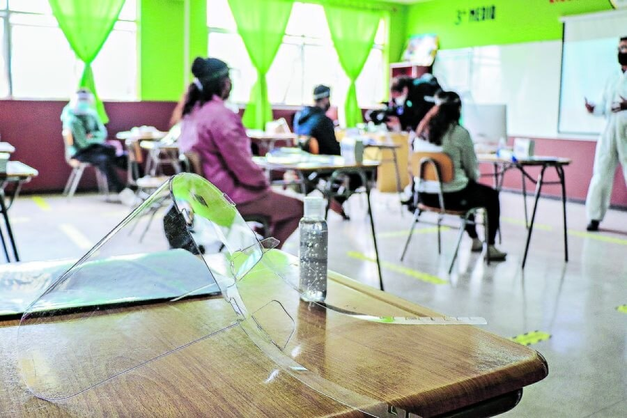 Proyecto propone que colegios repliquen el proceso constituyente