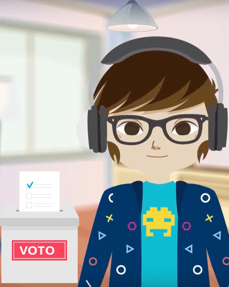 Imagen de la temática Voto voluntario vs Voto obligatorio