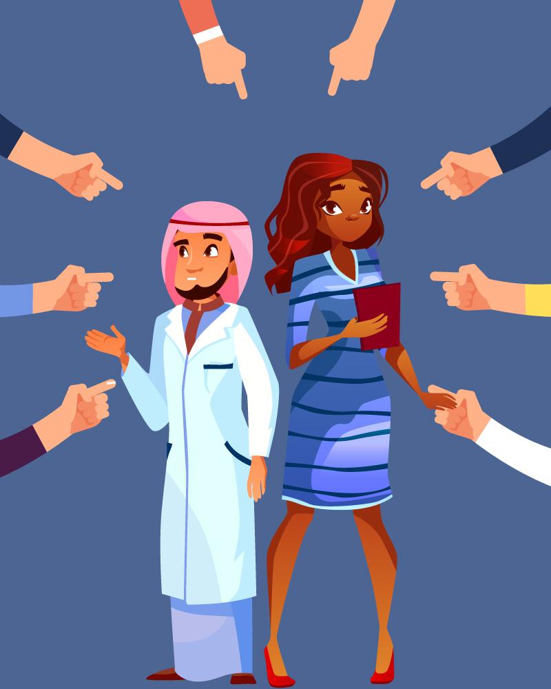Imagen de la temática El Racismo