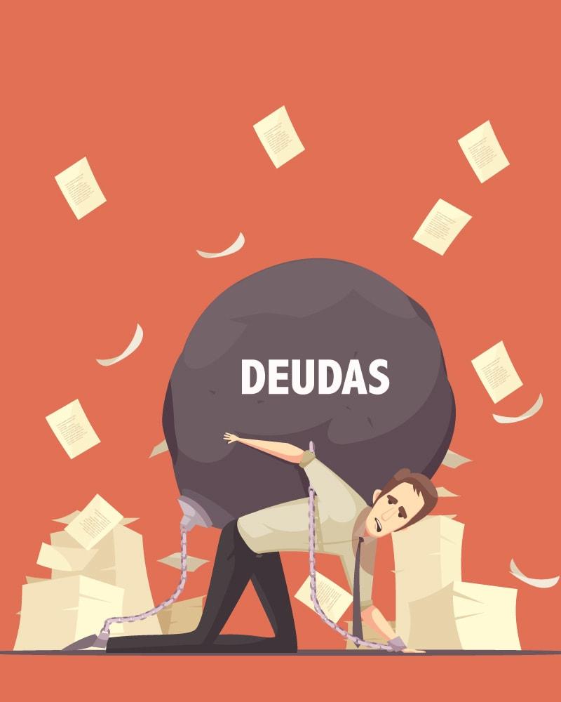 Imagen de la temática El endeudamiento