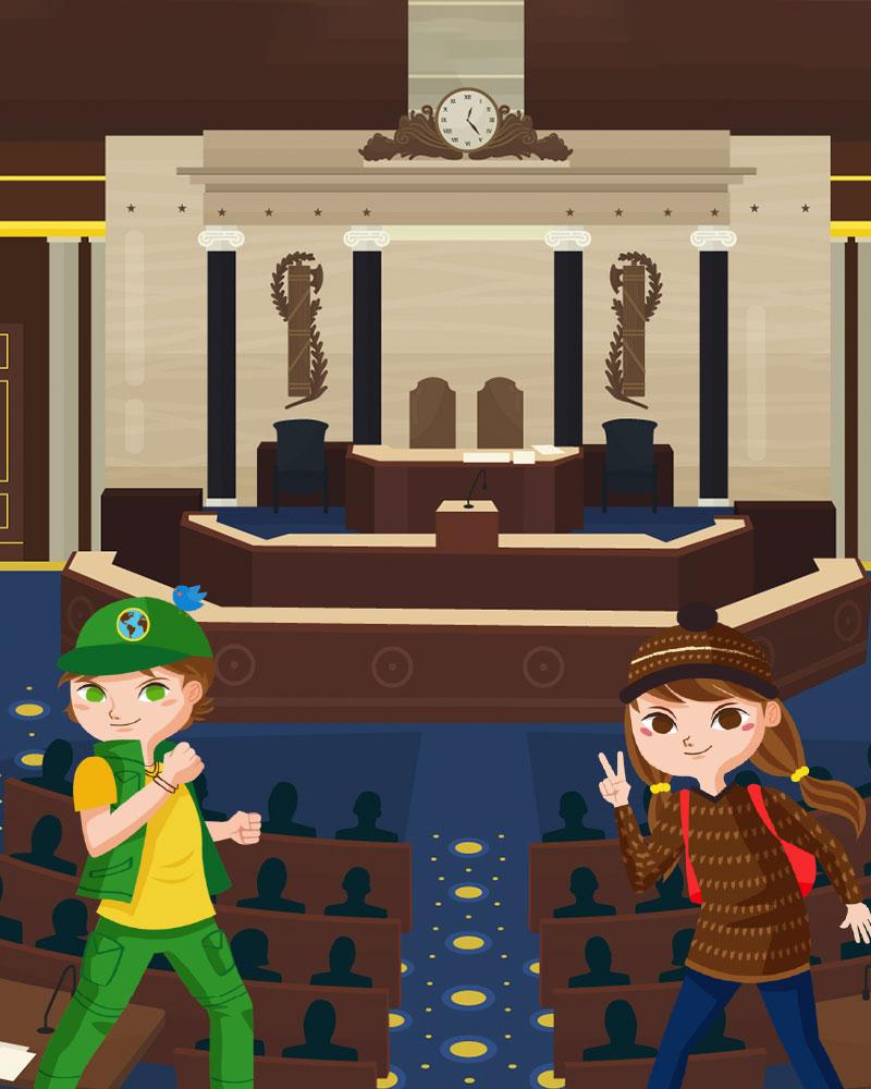 Imagen de la temática El Congreso Nacional