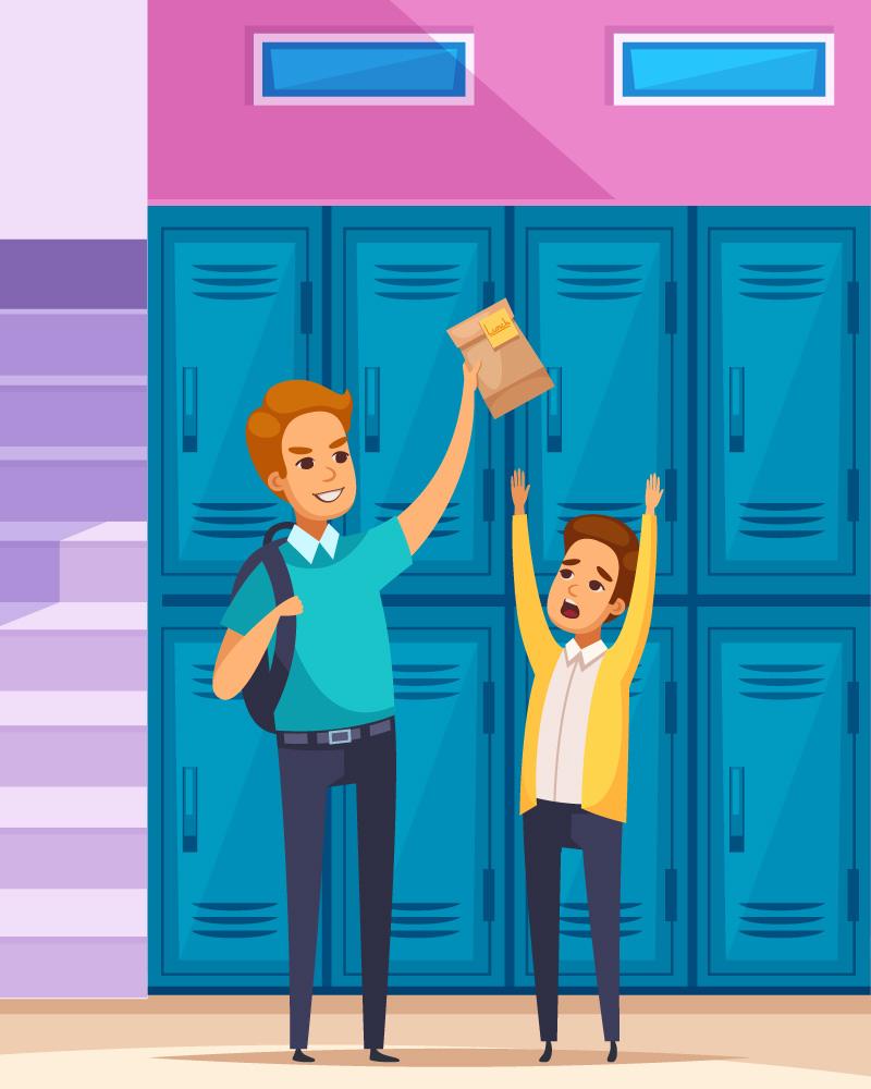 Imagen de la temática El Bullying