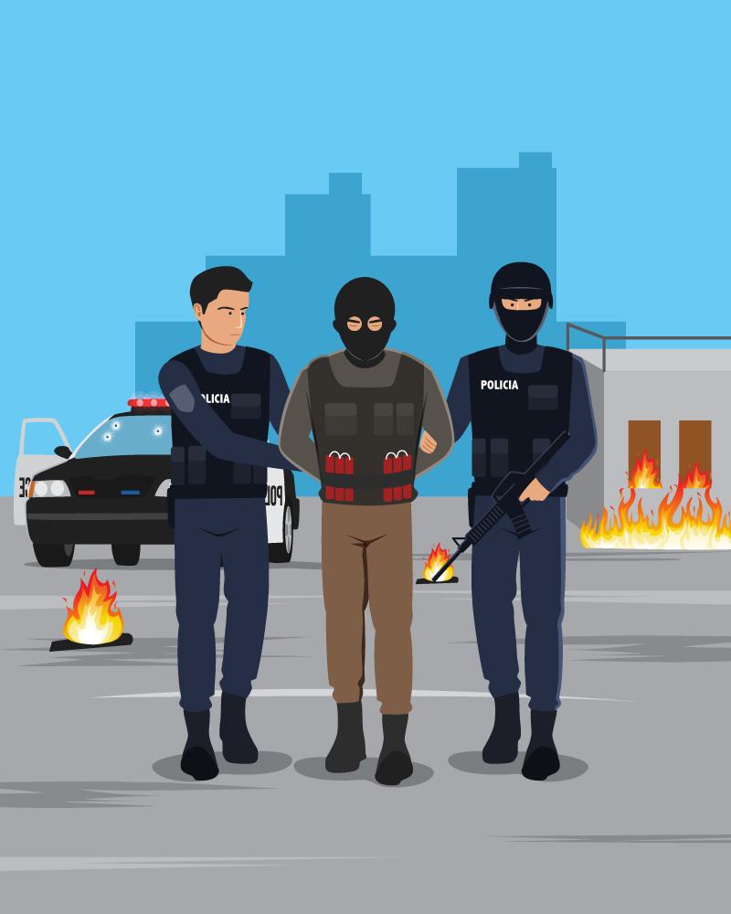 Imagen de la temática El terrorismo