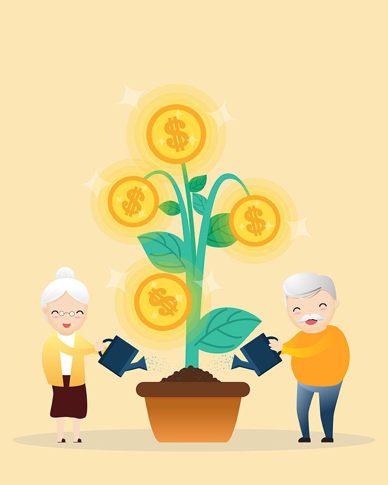 Imagen de la temática El sistema de pensiones en Chile