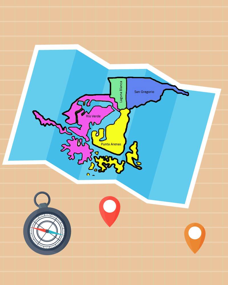 Imagen de la temática Geografía de Punta Arenas