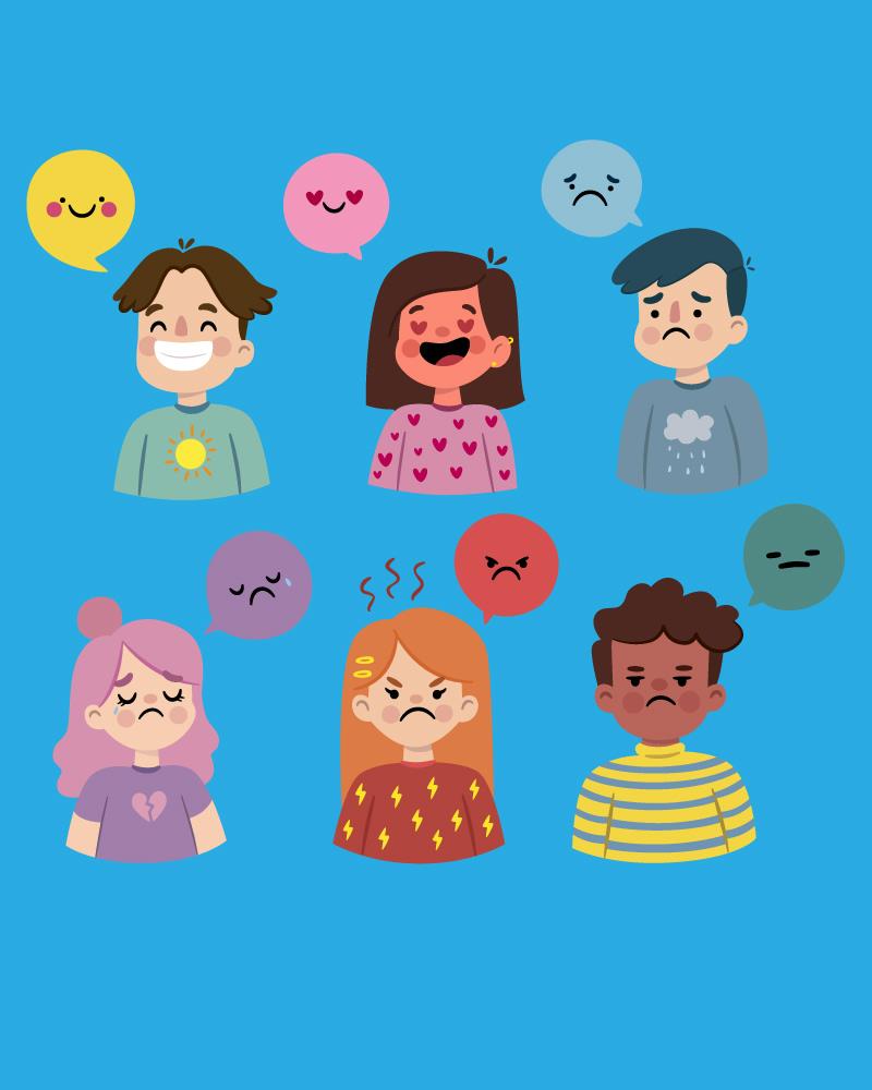 Imagen de la temática Razón y Emoción