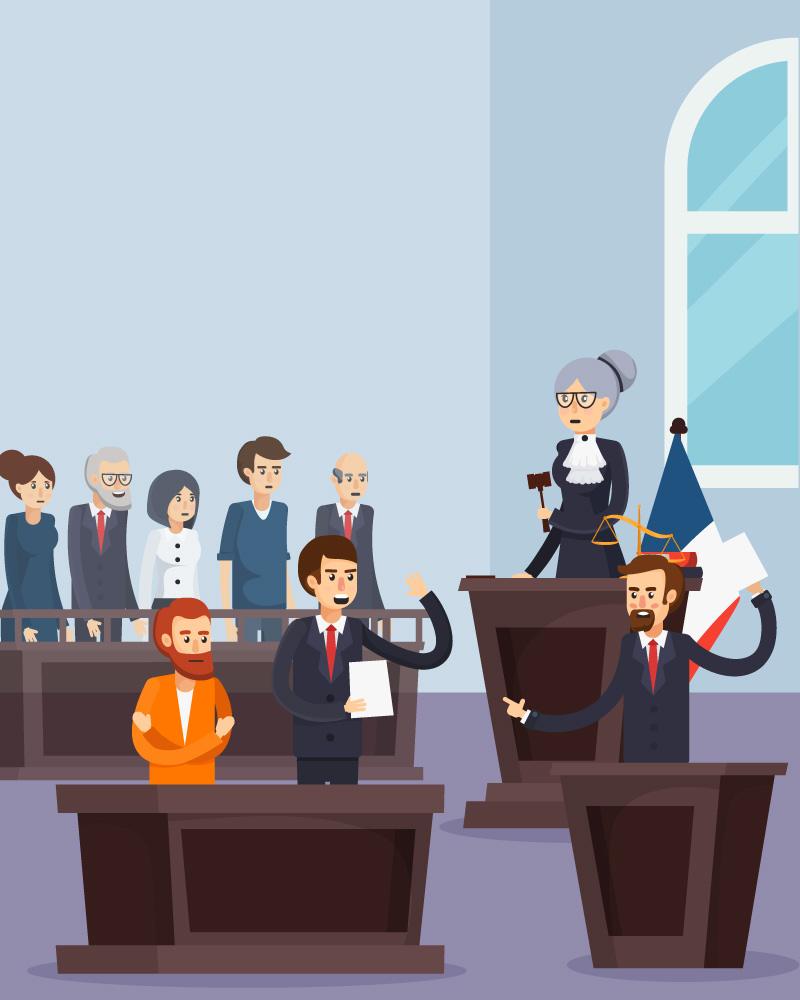 Imagen de la temática El sistema Penal