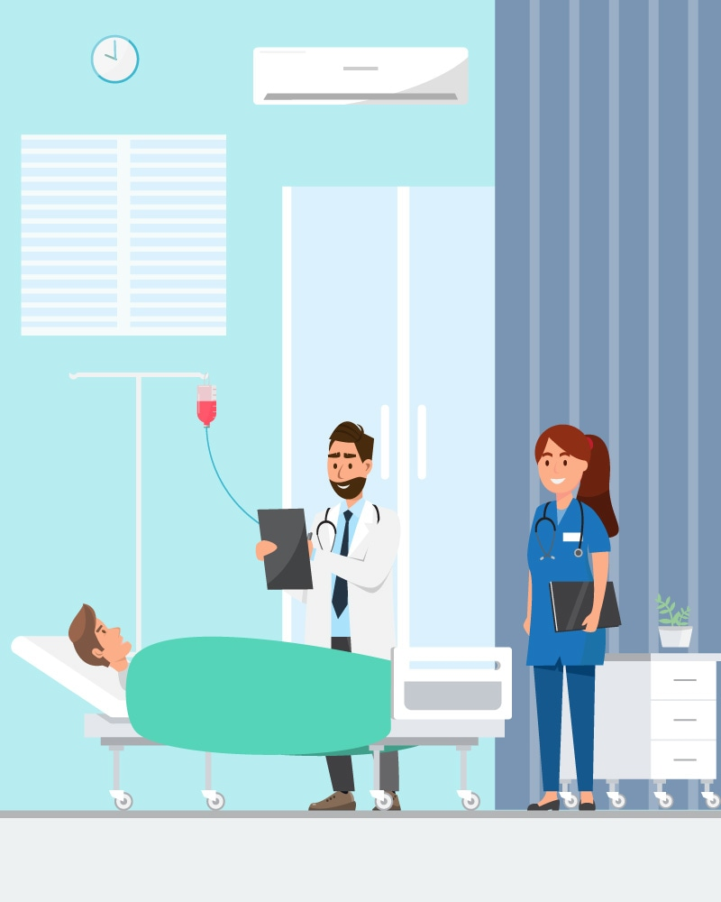 Imagen de la temática El sistema de salud