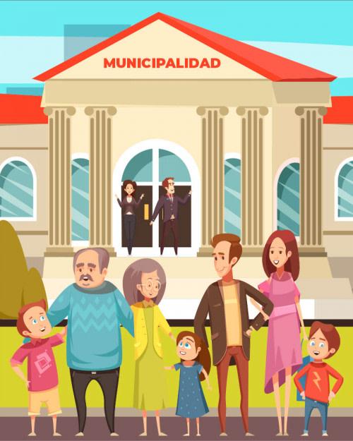 Imagen de la temática Las municipalidades