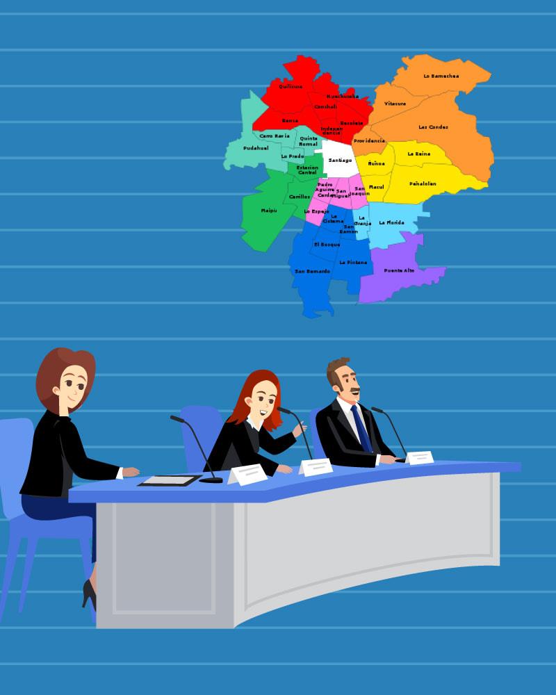 Imagen de la temática Gobierno Regional de Región Metropolitana