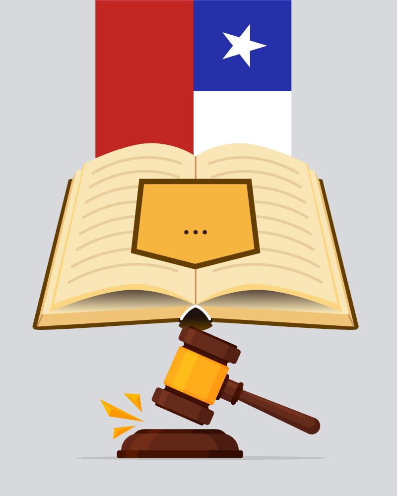 Imagen de la temática La Constitución política de Chile