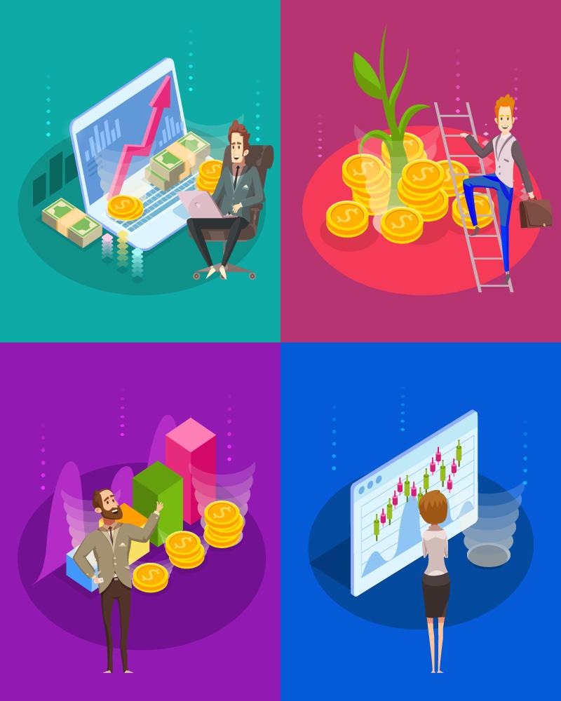 Imagen de la temática Las Inversiones