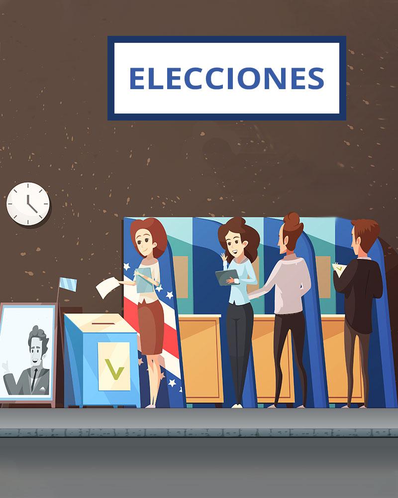Imagen de la temática Derecho al voto en Chile
