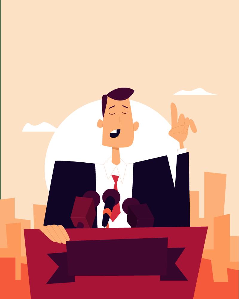 Imagen de la temática Actores de la Organización Política de Chile