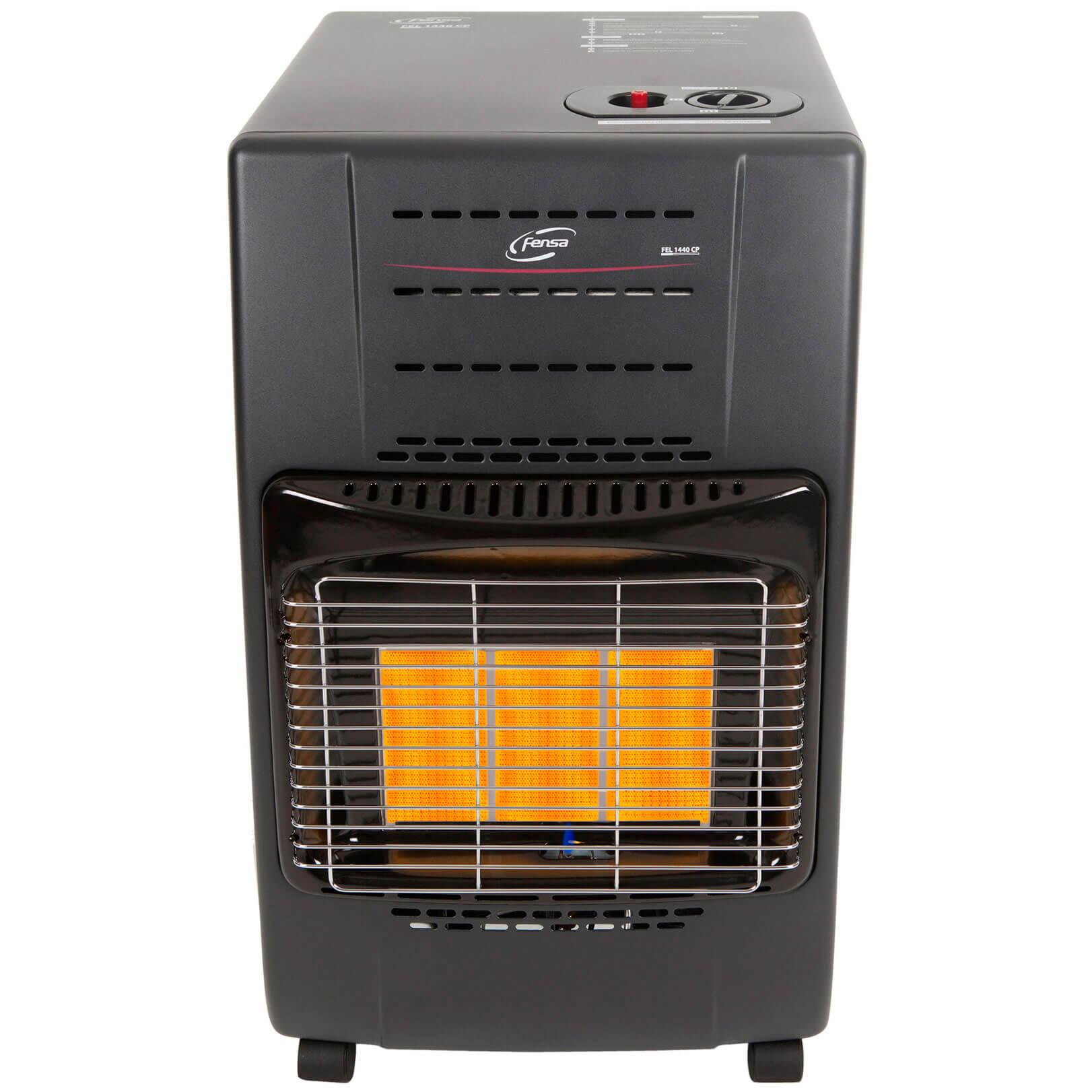 Estufa gas fel 1440 cp calefacci n fensa tecnolog a - Estufa gas radiante ...