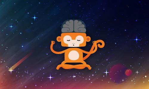 Smarty Brain levitando