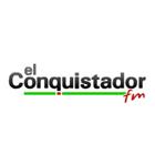 Logo El Conquistador FM